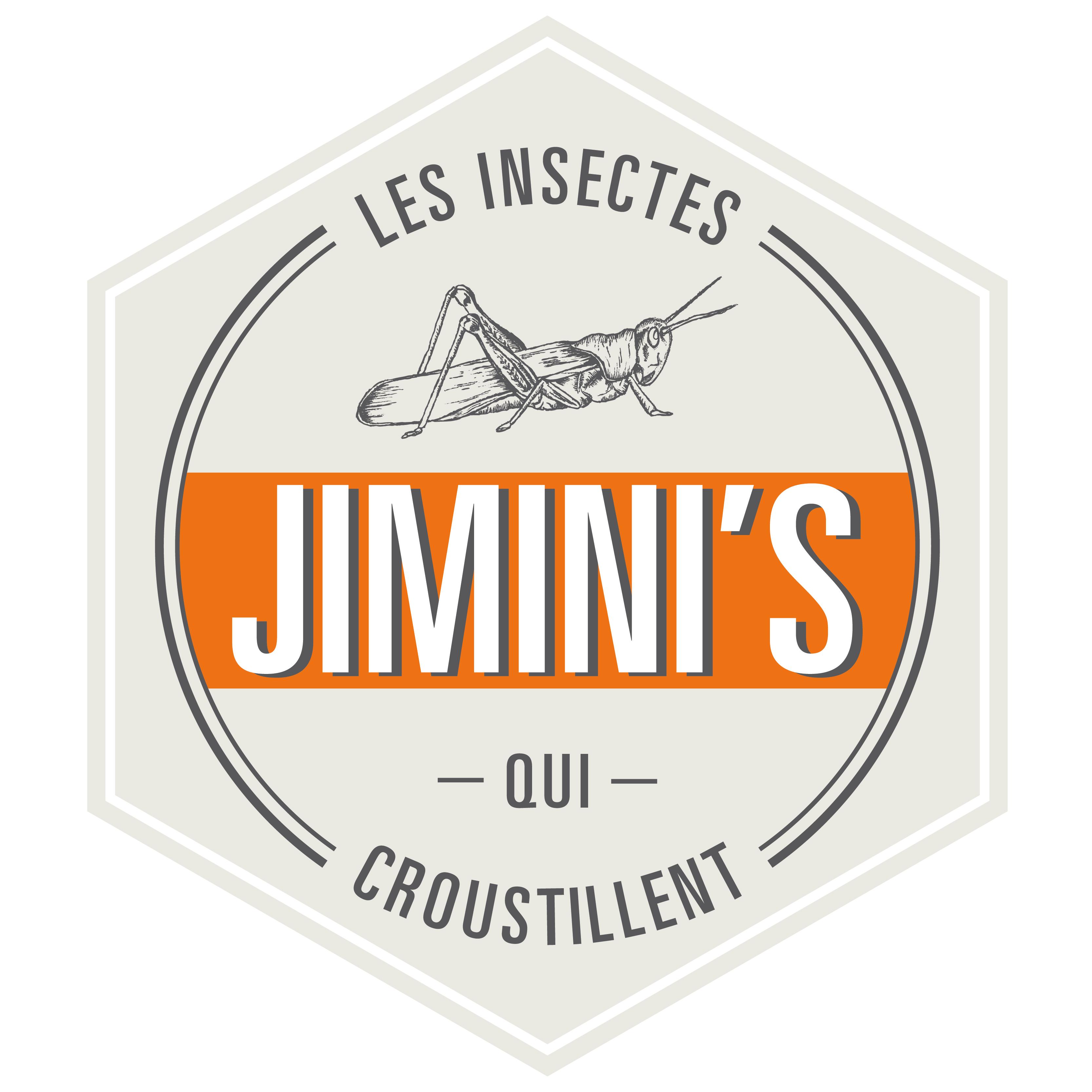 JIMINIS - insectes qui croustillent sur le marché de producteurs du FestFood